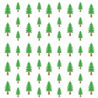 Christmas Tree Pattern.Background Backgrounds Pattern Patterns Repetitive