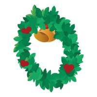 Popular : Christmas wreath