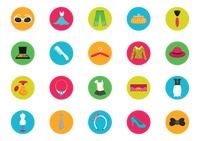 Popular : Clothing icons