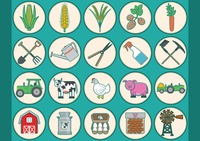 Popular : Collection of agriculture icons