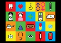 Popular : Collection of medical icons