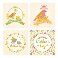 Collection of mothers day cards