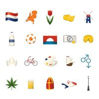 Popular : Collection of netherlands icons