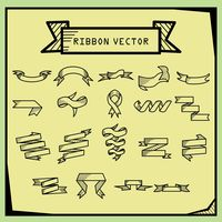 Popular : Collection of ribbons