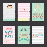 Popular : Collection of wedding invitation cards