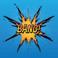 Popular : Comic effect bang