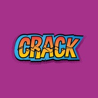 Popular : Comic effect crack