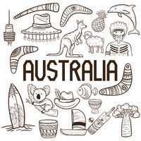 Compilation of australia representations