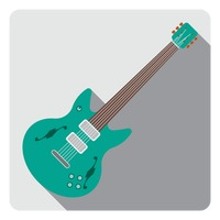Popular : Electric guitar