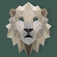 Popular : Faceted lion