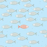 Fish background design