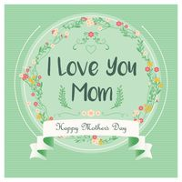 Popular : Floral happy mothers day wishes