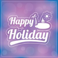 Popular : Happy holiday