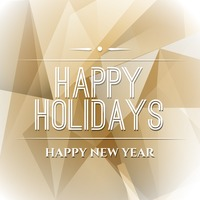 Popular : Happy holidays greeting