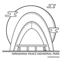 Popular : Hiroshima peace memorial park