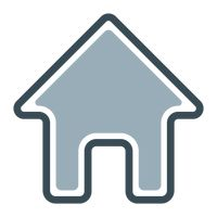 Popular : Home page icon