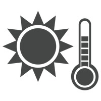 Popular : Hot temperature