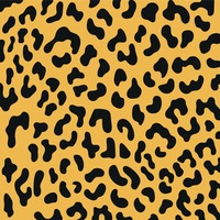 leopard leopards feline felines wildcat wildcats animal animals rh stockunlimited com Cheetah Print Border cheetah print clip art free