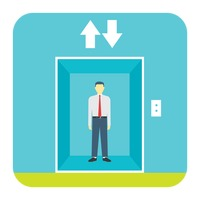 people in elevator clipart. man inside the elevator people in clipart i