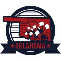 Popular : Map of oklahoma state