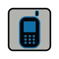 Popular : Mobile phone icon