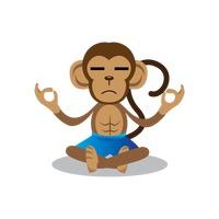 meditation meditations yoga yogas fitness exercise monk