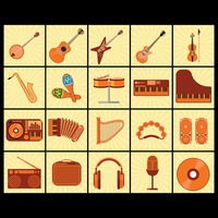 Musical instruments and equipment