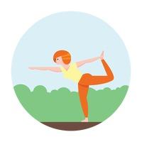 yoga yogas asana fitness exercise posture postures