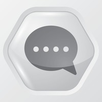 Popular : Online chat icon