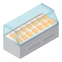 Popular : Raw chicken in refrigerator