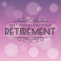 Popular : Retirement greeting