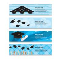Popular : Set of educational banners