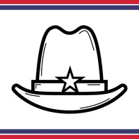 Popular : Sheriff hat