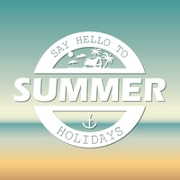 Summer holidays wallpaper