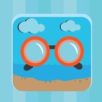 sunglasses sunglass shades clip art clip arts clipart cliparts beach rh stockunlimited com seashore clipart free