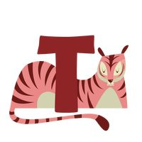 T for tiger