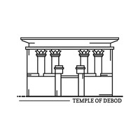 Popular : Temple of debod