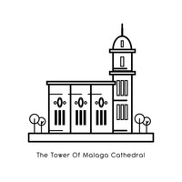 Popular : The tower of malaga cathedral