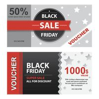 Two black friday vouchers
