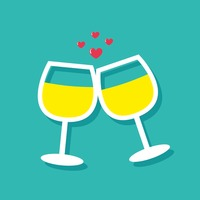 Popular : Two wine glasses