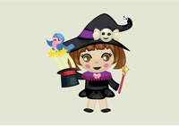 Witch as a magician