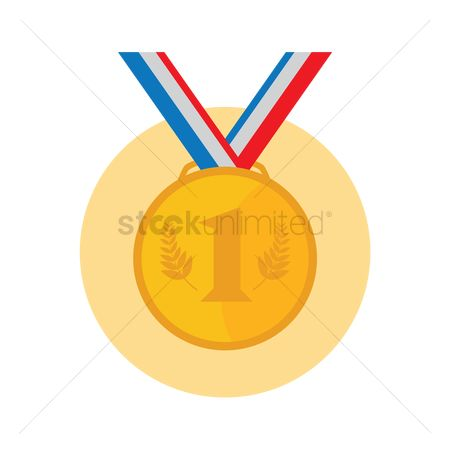 Achievements : A gold medal