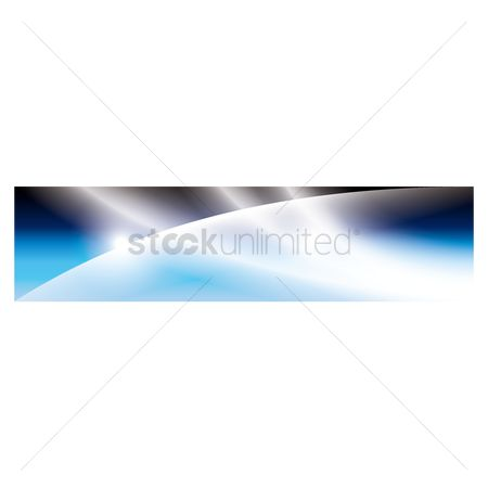 Brochure : Abstract banner