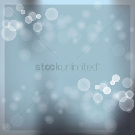 Gradient : Abstract bokeh background