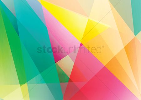 Geometric background : Abstract geometrical background