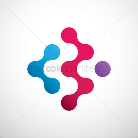 Logo : Abstract logo element