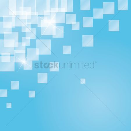Blocks : Abstract square background