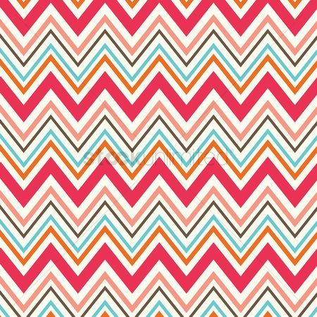 Zig zag : Abstract zigzag background