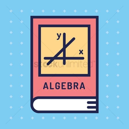 Hardcovers : Algebra textbook