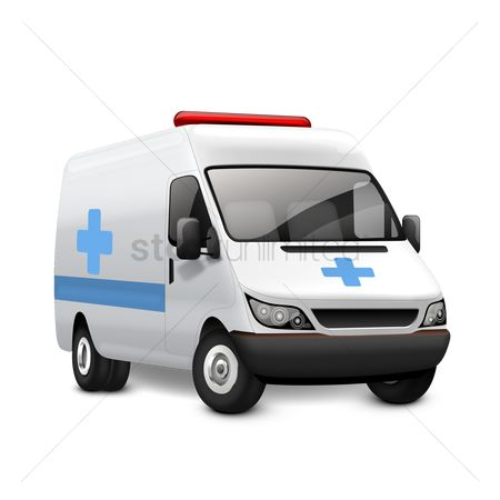 Wheel : Ambulance